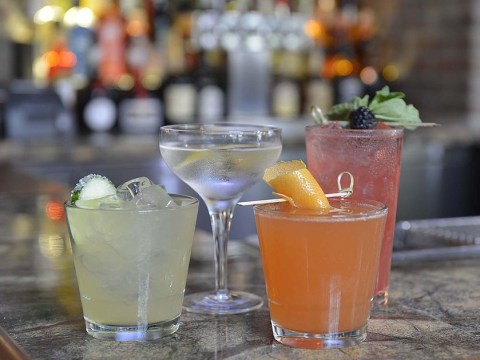 Quiz: Can you name the missing cocktail ingredient?