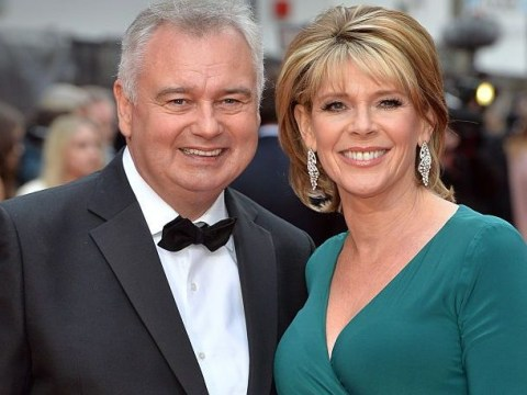 Eamonn Holmes and Ruth Langsford enjoyed an 'erotic dining experience' at a sex party