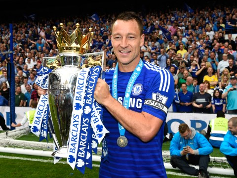 Chelsea skipper John Terry is now the Premier League's most successful captain of all time