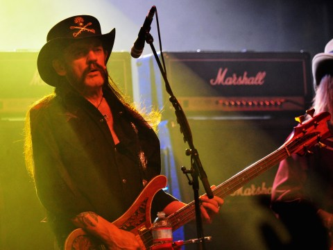 It's the 8th of May, so obviously we need to celebrate Motorhead Day