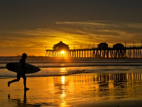 Why a pitstop in California's Surf City is perfect when you're bored of Venice Beach and Los Angeles