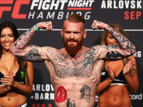 Jim Wallhead heads to UFC 212 with octagon career in the balance and Brazilian Luan Chagas in his sights