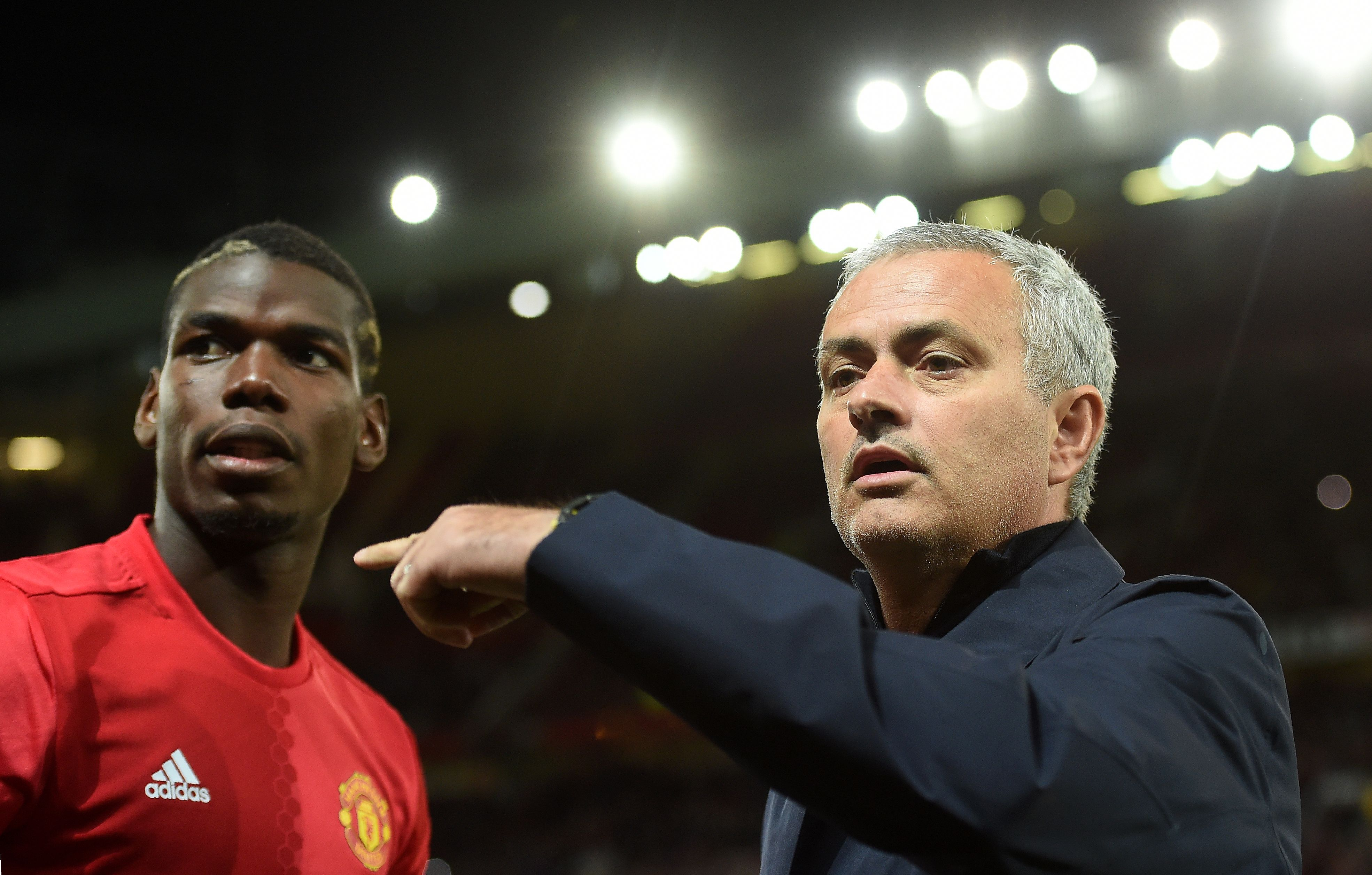 Jose Mourinho has identified the perfect midfield partner for Paul Pogba at Manchester United