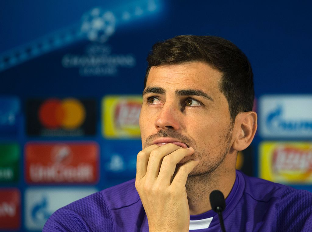 Liverpool baffled by transfer links to Porto goalkeeper and Real Madrid legend Iker Casillas