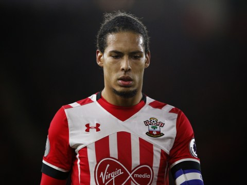 Liverpool 'end interest' in Virgil van Dijk after sending official apology to Southampton
