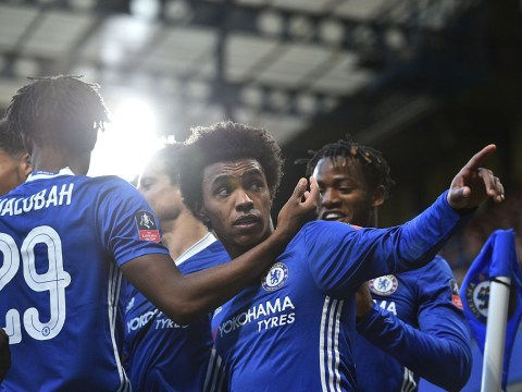 Bayern Munich to turn attention to Chelsea star Willian amid Alexis Sanchez frustration