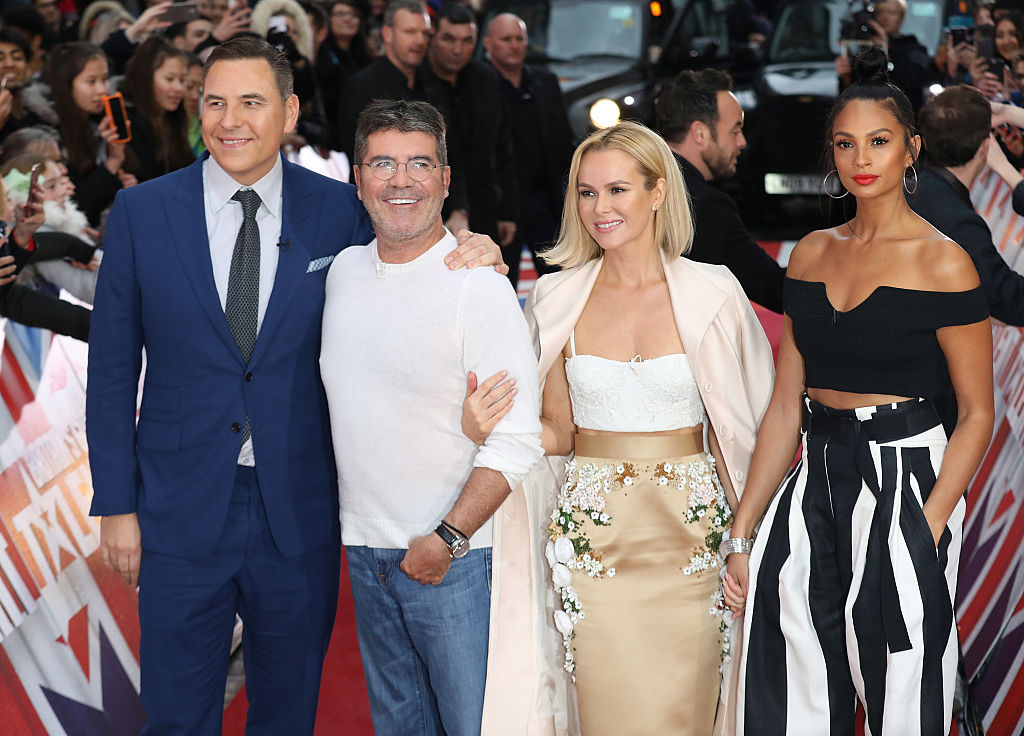 When is the first Britain's Got Talent live semi-final on TV?