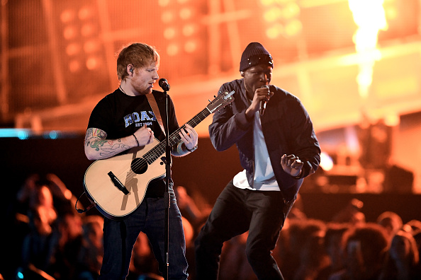 Ed Sheeran casually joined Stormzy on stage and it was the best thing ever