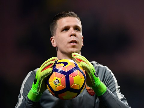 Arsenal goalkeeper Wojciech Szczesny 'thinks he will sign for Juventus' claims Roma teammate