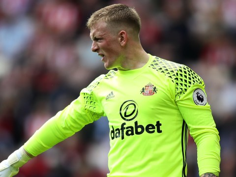 Manchester United, Liverpool and Arsenal showing interest in Sunderland goalkeeper Jordan Pickford ahead of summer window