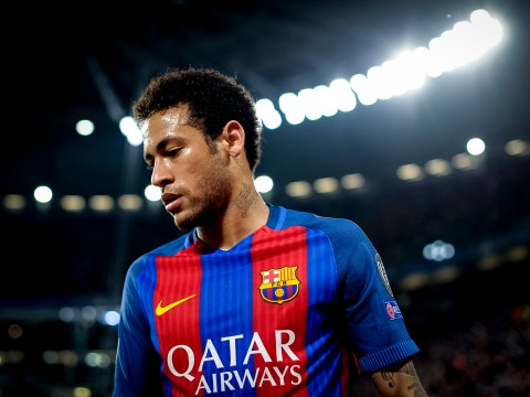 Manchester United target Neymar sends father to begin transfer talks as he pushes for Barcelona exit