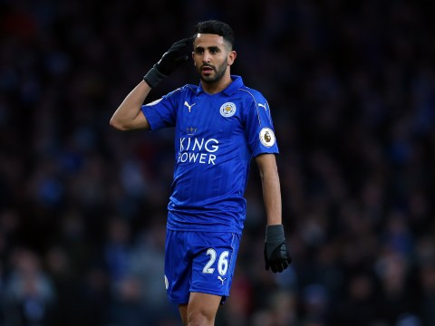 Arsenal, Chelsea and Tottenham alerted as Riyad Mahrez eyes Leicester City transfer