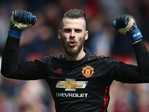 David De Gea urged to tap up Spain Under-21 star Saul Niguez for Manchester United