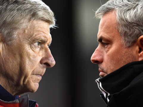 Outdated and overtaken: Wenger and Mourinho finally have something in common
