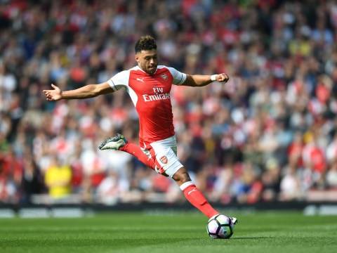 Arsenal's Alex Oxlade-Chamberlain says he's learning from Dani Alves after move to wing-back