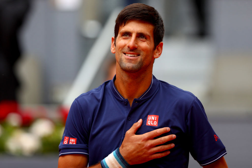 Novak Djokovic speaks out on reports linking Andre Agassi to his coaching team