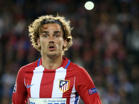 Antoine Griezmann dismisses Manchester United transfer rumours as 'unfounded'