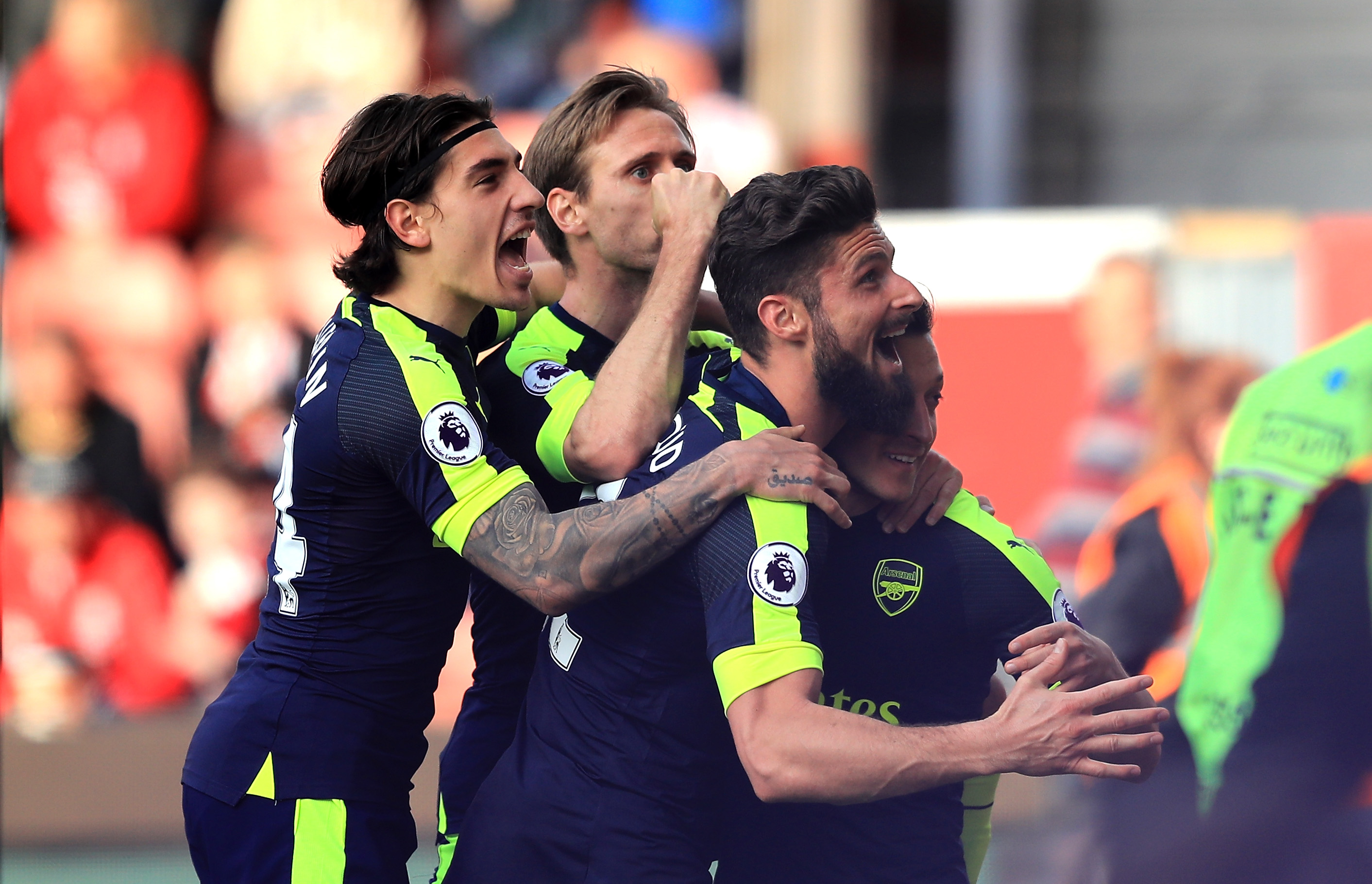 Arsenal enjoy most prolific season on the road since 1936/37