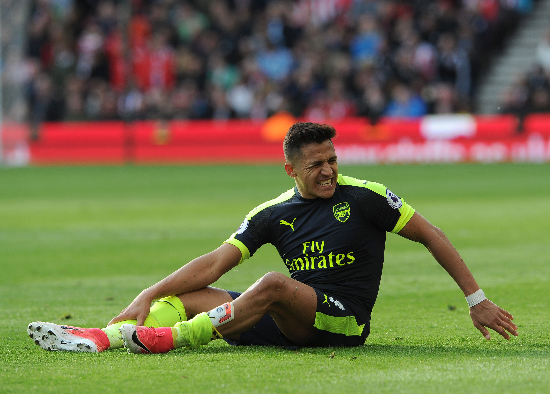 Arsene Wenger provides Alexis Sanchez injury update ahead of Sunderland clash