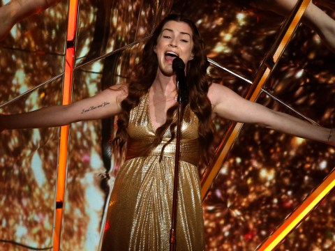 Lucie Jones says she wasn't 'Brexit girl' at the 2017 Eurovision Song Contest