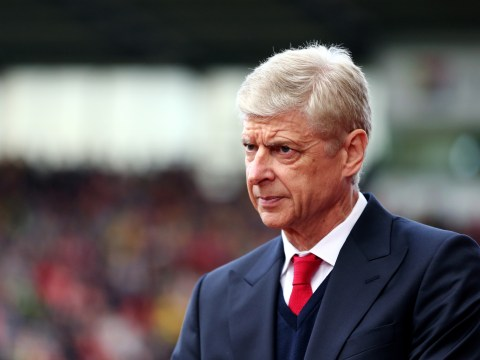 Arsene Wenger reveals the one area of his Arsenal squad he won't be strengthening
