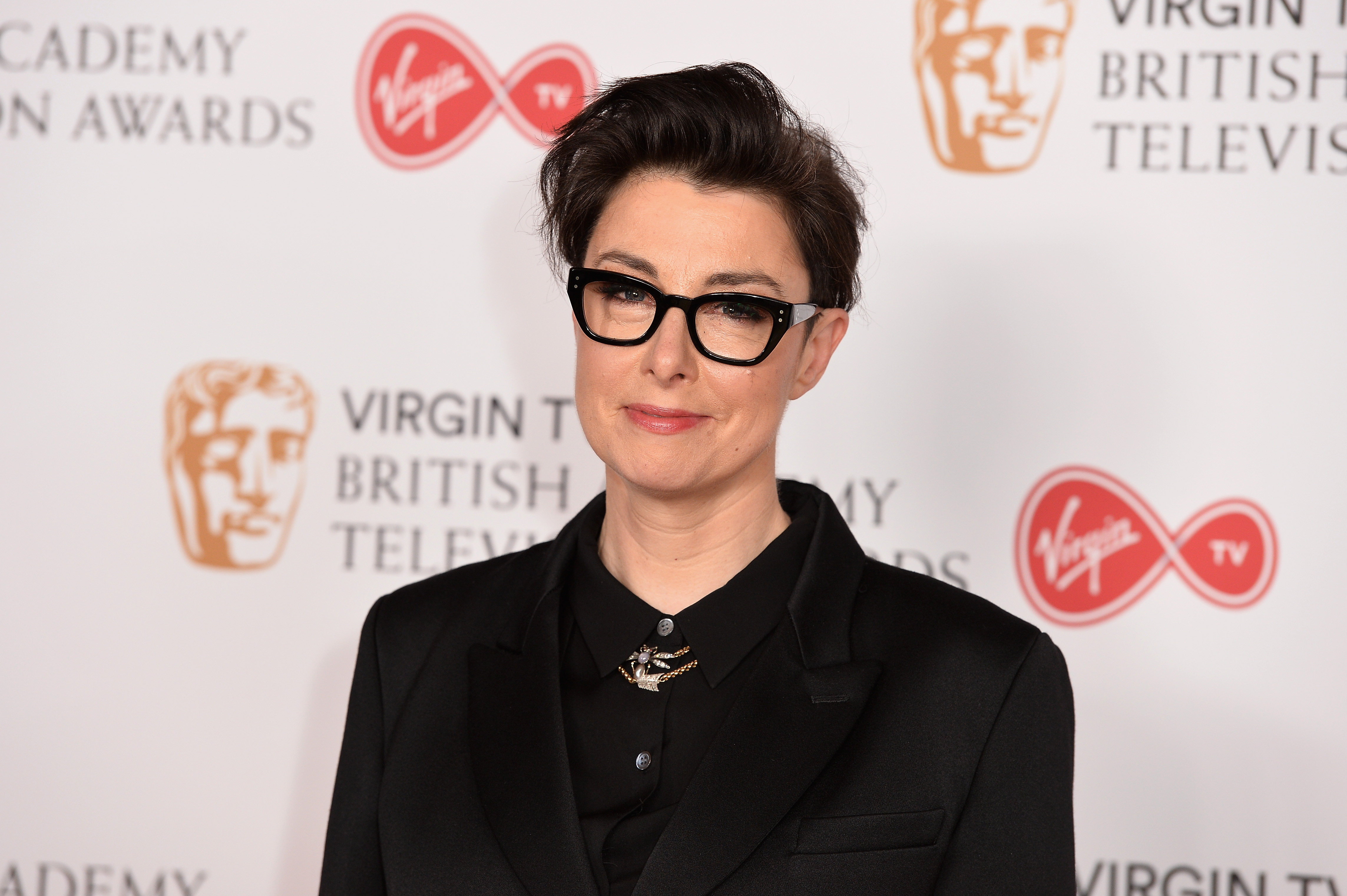 Sue Perkins 'genuinely thrilled' to return as host of TV Baftas