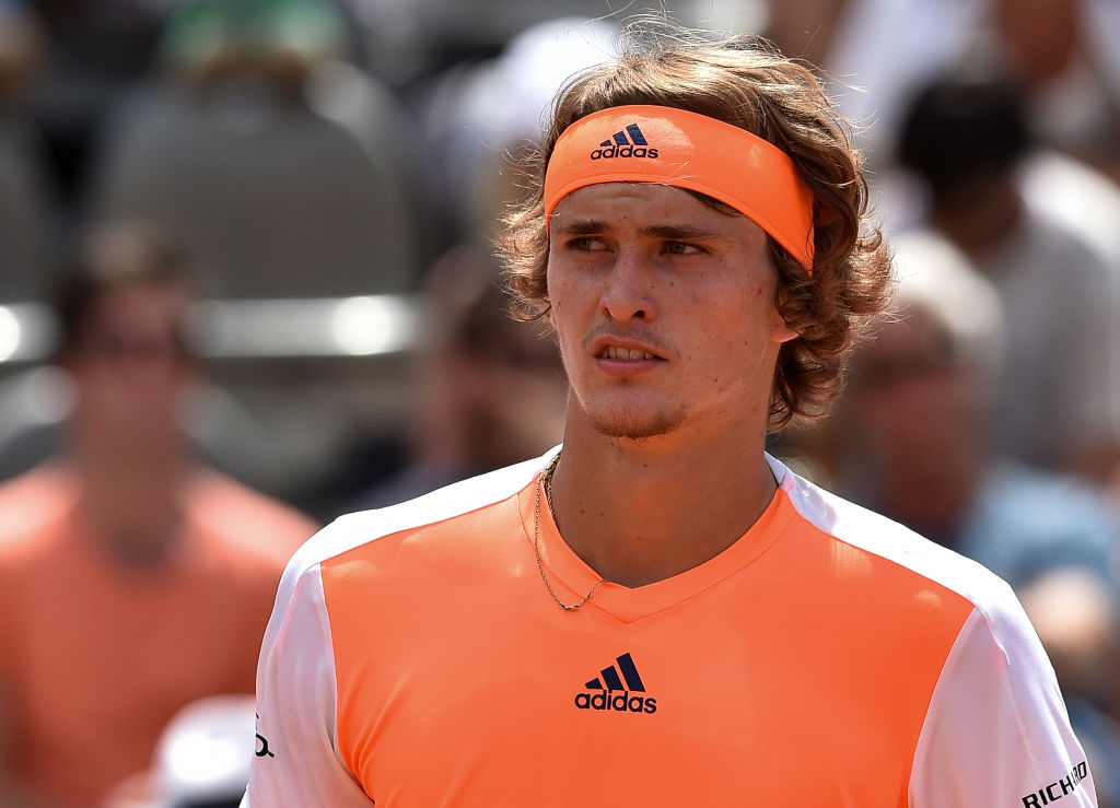 Andy Murray's Italian Open conqueror Fabio Fognini dumped out after Alexander Zverev masterclass