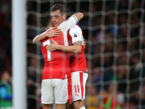 Arsenal's Mesut Ozil and Alexis Sanchez criticised by ex-Gunner Martin Keown