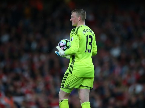 Sunderland value Arsenal, Liverpool and Everton target Jordan Pickford at £30million