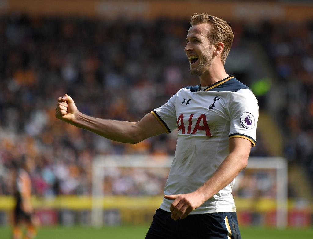 Tottenham's Harry Kane wins Fans' Premier League Player of the Season award ahead of two Chelsea stars