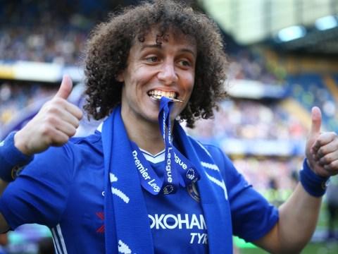 David Luiz reveals conversation with Antonio Conte on day he returned to Chelsea