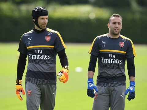 Arsene Wenger picks David Ospina over Petr Cech for Arsenal vs Chelsea FA Cup final clash