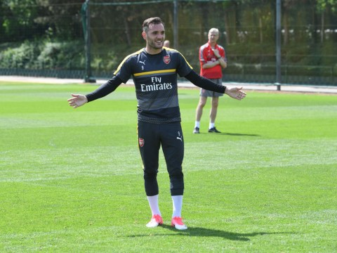 Interest in Arsenal forward Lucas Perez ramps up amid quick exit rumours