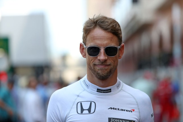 Jenson Button threatens Fernando Alonso he will 'pee' in his car at the Monaco Grand Prix