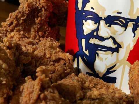 KFC is releasing a smartphone for fried chicken lovers