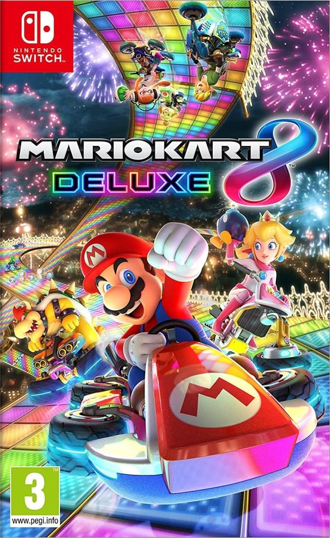 Mario Kart 8 overtakes Crash Team Racing for UK no 1 – Games