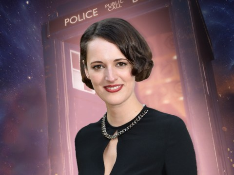 Phoebe Waller-Bridge says she will NOT be Doctor Who's first female Doctor