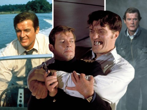 00-Heaven: Sir Roger Moore's best Bond moments