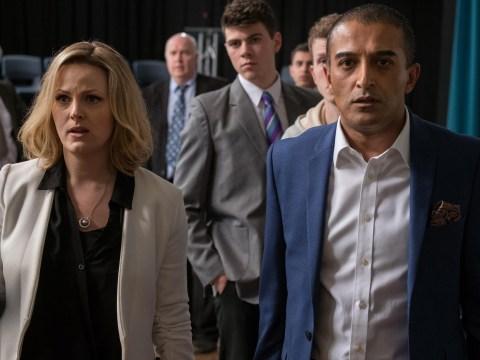 Channel 4 school drama Ackley Bridge cuts bomb hoax scene in the wake of Manchester terror attack
