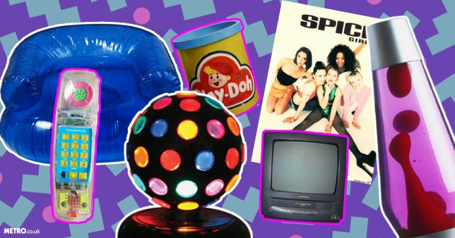 15 things all 90s kids wanted in their bedrooms | Metro News