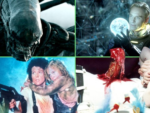 Every film in the Alien franchise ranked from worst to best