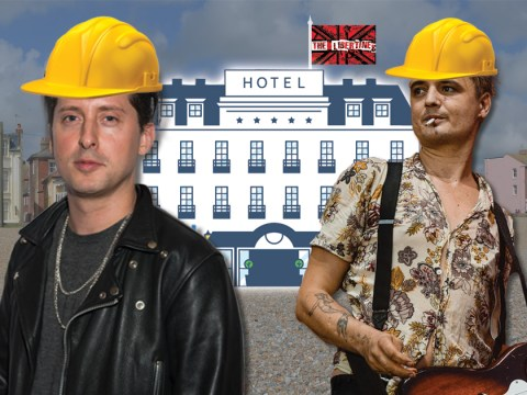 Music When The Doors Open? The Libertines seek planning permission for hotel