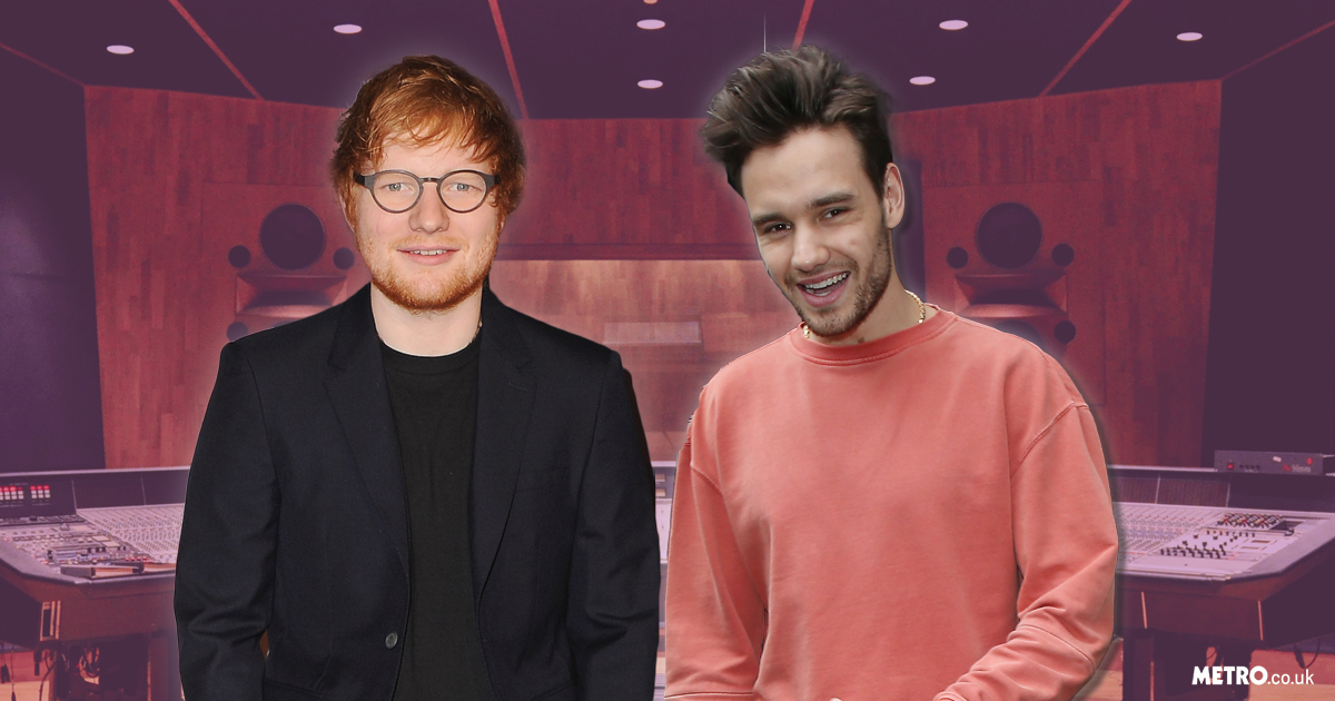 Ed Sheeran actually made an appearance on Liam Payne's Strip That Down single