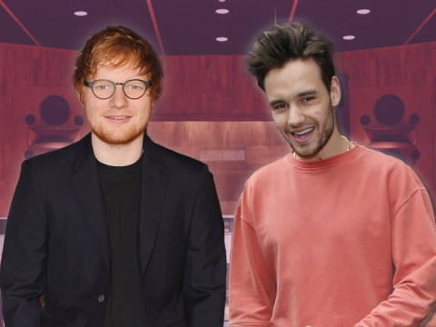 The A Team! Liam Payne's debut single set to be a collaboration with Ed Sheeran