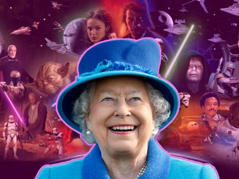 Star Wars Day: Fans reckon the Queen's emergency meeting is to announce she's one with the force