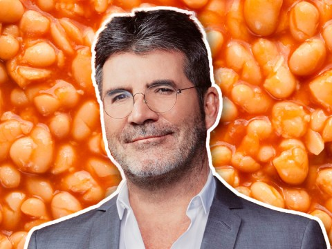 Simon Cowell shares 'secret' recipe for a top notch beans on toast