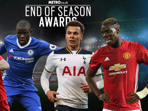 10 best Premier League midfielders of the season, with N'Golo Kante and Paul Pogba