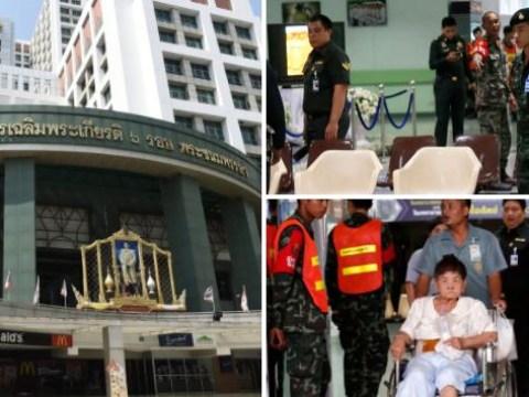 Bomb explosion at Bangkok hospital injures 24 people