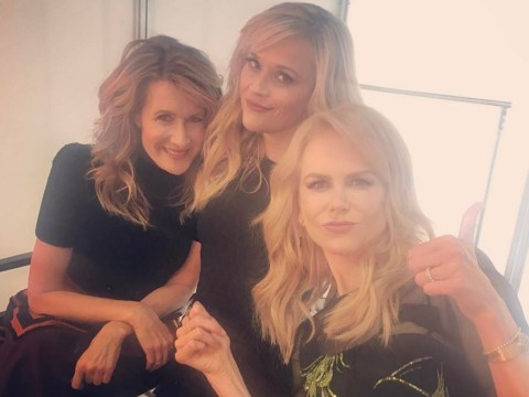 Reese Witherspoon has basically just confirmed Big Little Lies 2 is happening
