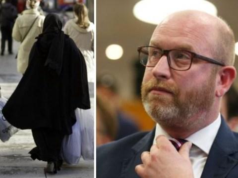 Ukip thinks burka ban will boost vitamin D in Muslim women